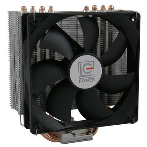 LC-Power Cosmo Cool Processor Cooler - Computer Cooling Components (Processor, Cooler, Socket AM2, Socket AM2+, Socket…