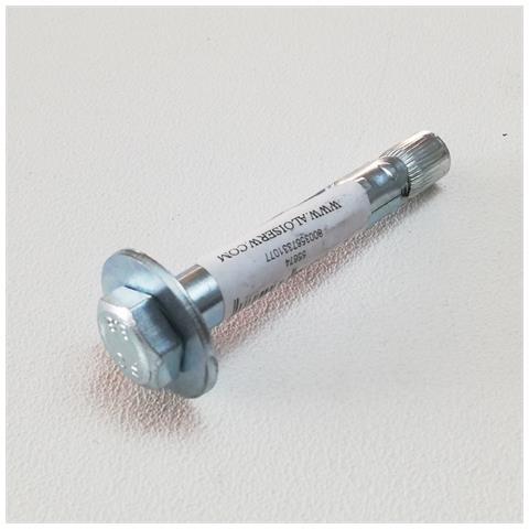 50 pz tasselli ancoranti Elematic T21 M8 B 10x80 mm tassello in acciaio