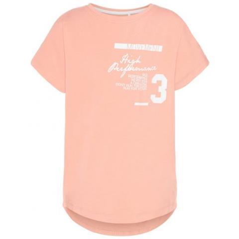 T-Shirt Bambina Name It Nkfvilda SS Top Noos