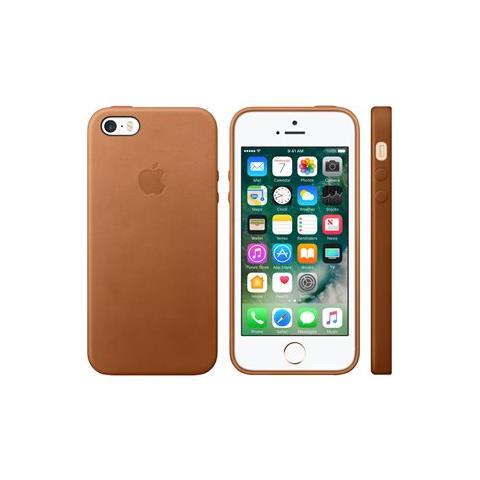 custodia apple pelle iphone 5
