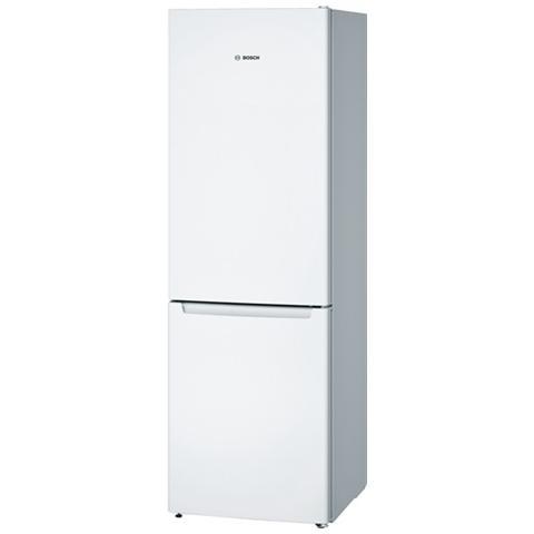 BOSCH Frigorifero Combinato KGN36NW30 No Frost Classe A++ Capacità Lorda /  Netta 329/302 Litri Colore Bianco