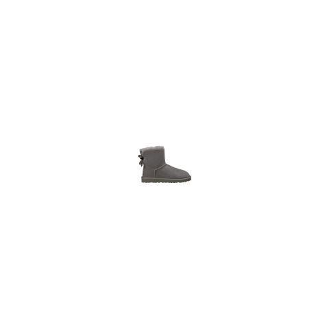 UGG Mini Bailey Bow Ii Stivali Donna Grigi 40 ePRICE