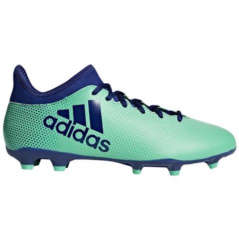 adidas Scarpe Calcio Adidas X 17.3 Fg Deadly Strike Pack Taglia 42 Colore: Verde