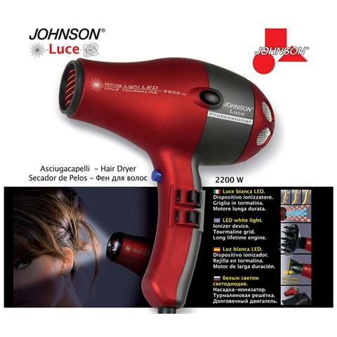JOHNSON Phon professionale 2200w con ionizzatore