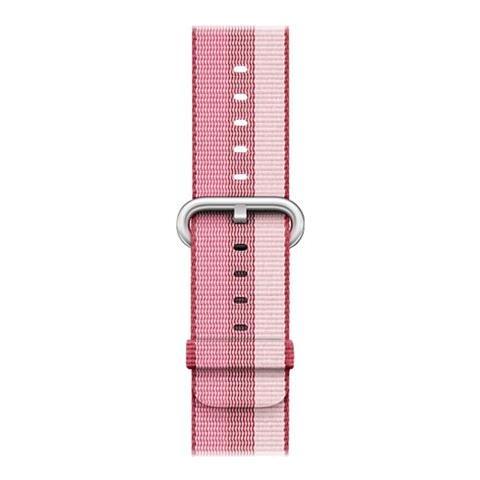 APPLE - Cinturino in nylon intrecciato lampone (42 mm) - ePRICE dbc83e8f614