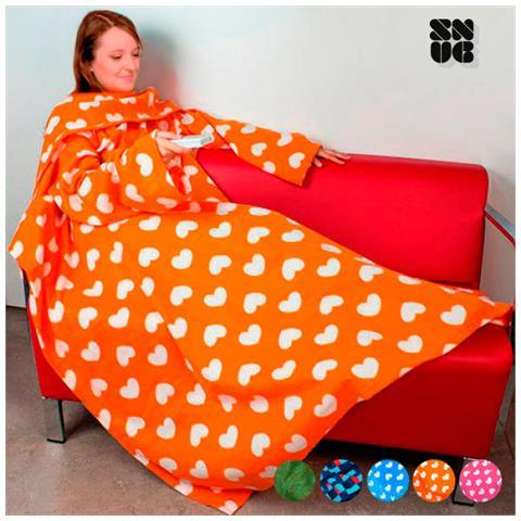 Coperta Con Maniche Originale.Giordanoshop Outlet Coperta Super Soffice Kangoo Snug Snug Con