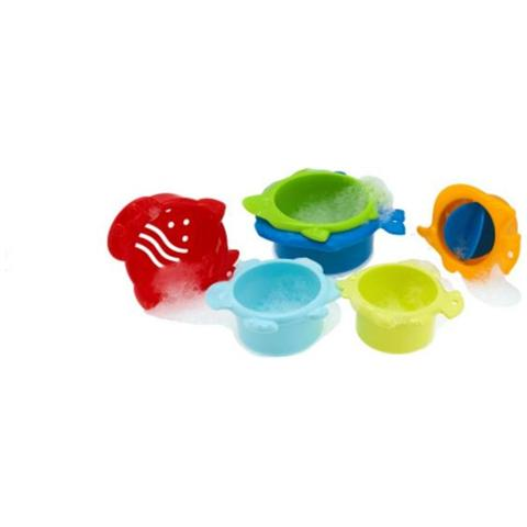 Playgro Giochi per il bagnetto confezione da 8
