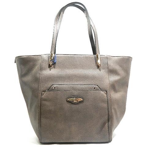 5200526866 ANTONIO BASILE B82 Borsa Donna Shopping Doppi Manici Marrone - Unica Marrone.  Venduto e spedito da Gallo Calzature