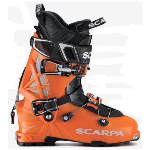 promo code 93428 a54c1 SCARPA Maestrale Orange Scarponi Scialpinismo Mondopoint 24,5