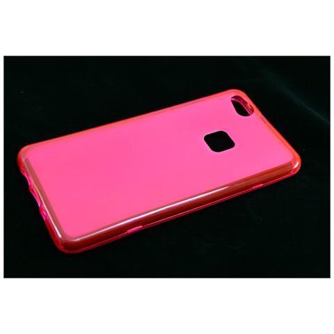 OEM Compatibile Custodia In Gomma Per Huawei P10 Lite Colore Fucsi