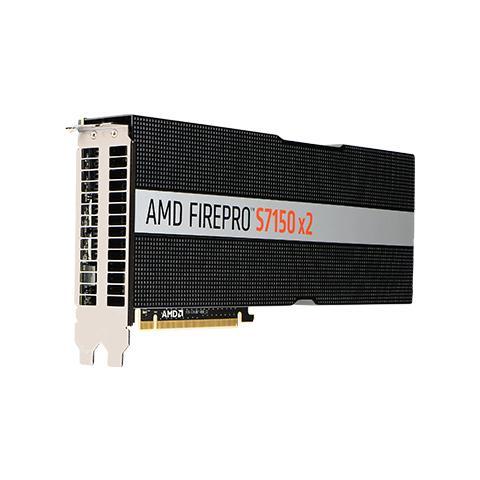 AMD - FirePro S7150 x2 FirePro S7150 x2 16GB GDDR5 - ePRICE