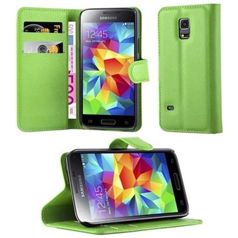 cover samsung s5 verde