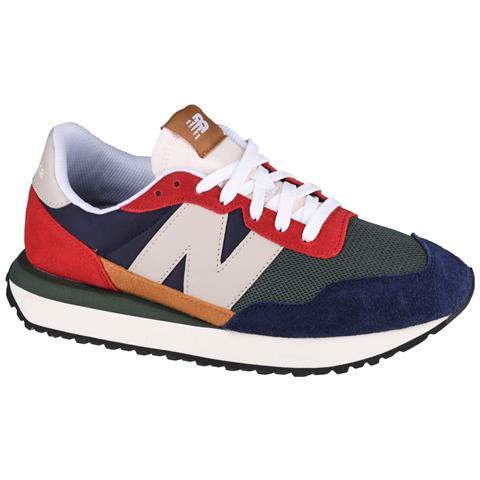NEW BALANCE - Ms237la1, Uomo, Verde, Sneakers, Numero: 42,5 Eu ...