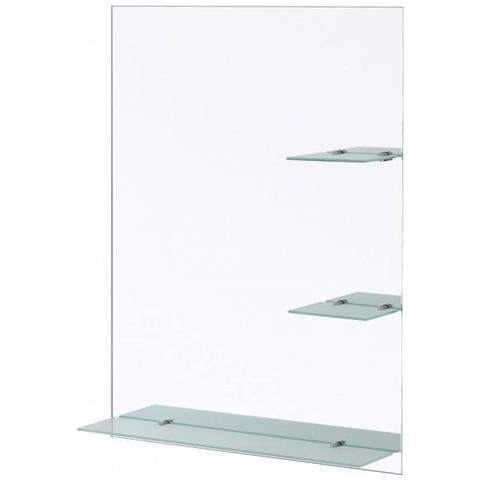 Feridras Specchio Con Mensole 60x80 Cm - Specchio