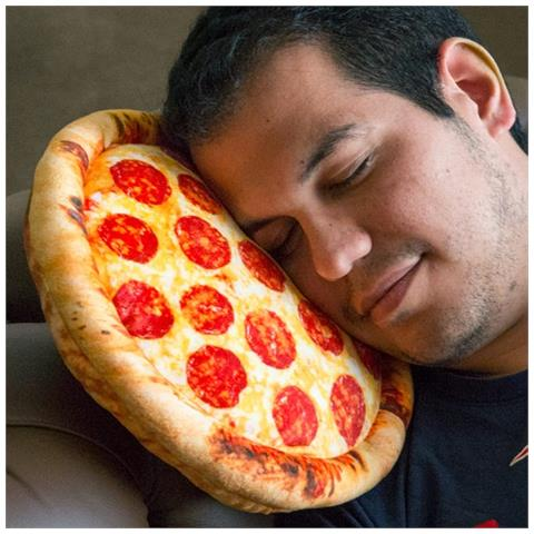 Gadget And Gifts Cuscino Pizza Eprice