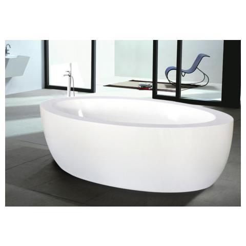 Shower Design - Vasca Da Bagno Centro Stanza Marmara - 206 L - 185 X ...