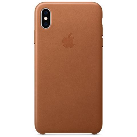 Recensione e foto custodia Apple case in pelle naturale per iPhone
