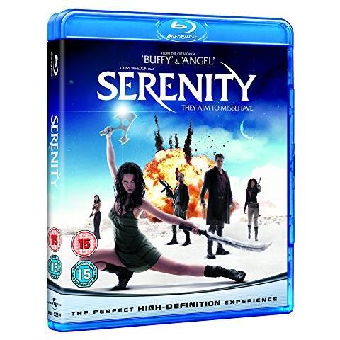 UNIVERSAL Serenity Blu-ray