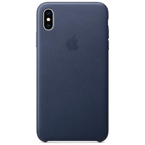 cover iphone xs max blu