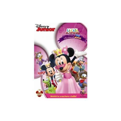 Walt disney dvd casa di topolino la il ballo in m eprice