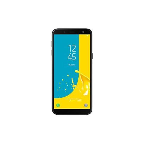 Vodafone Rete Unica Su Misura.Samsung Galaxy J6 Nero 32 Gb 4g Lte Display 5 6 Hd Slot Micro