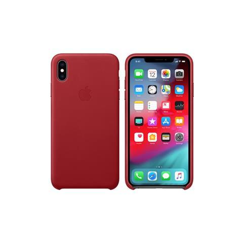 APPLE - Custodia in Pelle per iPhone 6/6s Colore Rosso - ePRICE