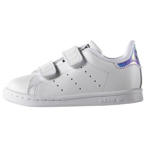 new product 7f39f 7d8ac adidas Stan Smith Cf I Scarpe Da Bambini Eur 24