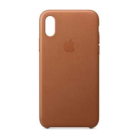 cover iphone se cuoio