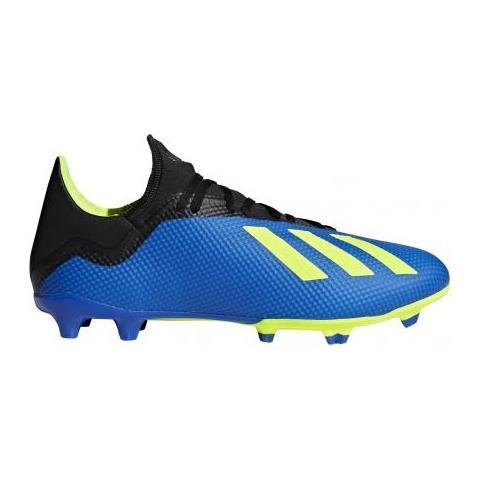 Uk Eprice Scarpe Calcio 8 18 Da Adidas X 3 Fg 5 wH00qF