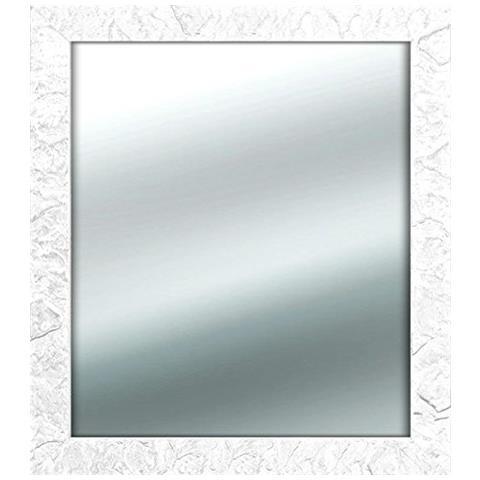 Lupia - Specchio Da Parete Mirror Sara Jane 62,8x82,8 Cm White - ePRICE