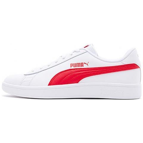 separation shoes aca0d e6378 ... sneakers ginnastica bianco blu  Puma Smash V2 L, Scarpe da Ginnastica  Basse Unisex - Adulto  Puma  Puma ...