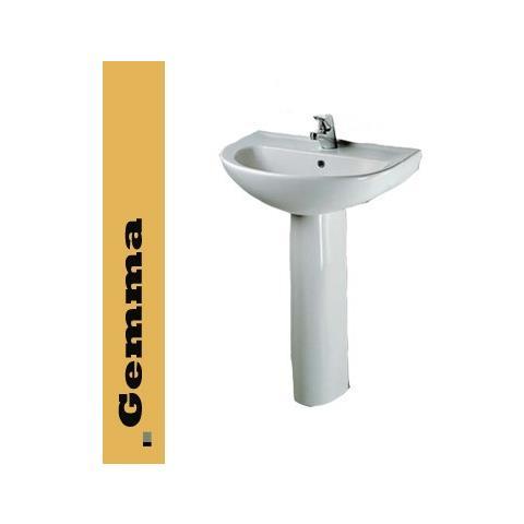 Ceramica Dolomite Serie Gemma.Ceramica Dolomite Colonna Per Completamento Lavabo Ideal Standard Serie Gemma Art V914901 Bianco A Magazzino