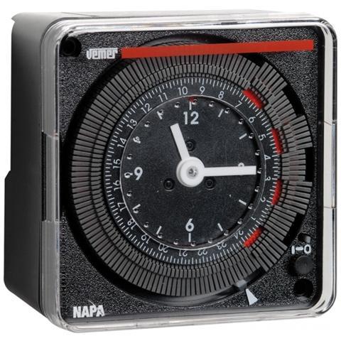 Schema Collegamento Orologio Vemer : Vemer interruttore orario elettromeccanico napa d vp884100 eprice