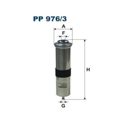 Filtron pp976//3/Filtro carburante