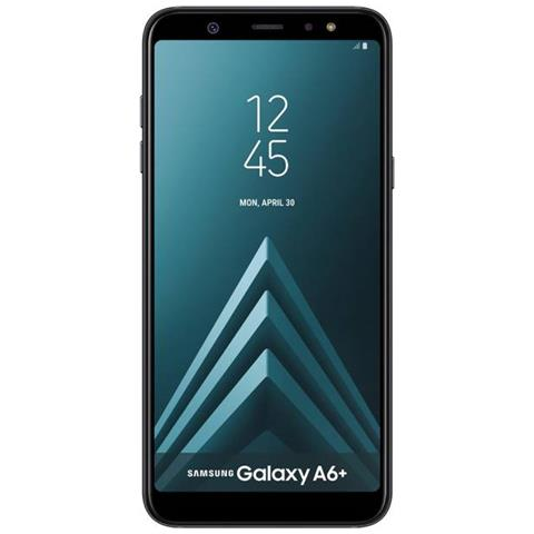Galaxy A6+ Nero 32 GB 4G / LTE Display 6