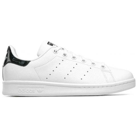 adidas - Original Stan Smith J Scarpa Tempo Libero Ragazzi Uk Junior 4 - ePRICE