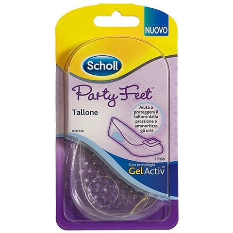 best sneakers 31fa9 e9480 DR.SCHOLL'S div.RB HEALTHCARE Plantare Ortopedico Scholl Party Feet Gel  Active Tallone