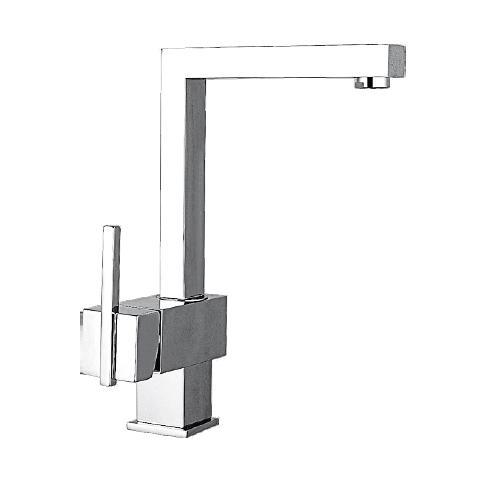 HOMEGARDEN - Miscelatore rubinetto da cucina finitura acciaio inox ...
