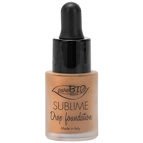 purobio sublime drop foundation  PuroBio Cosmetics - Sublime Drop Foundation N 06 - ePRICE