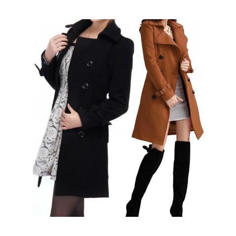 cappotto donna classico
