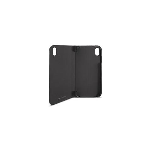 ARTWIZZ - Flip Cover Custodia per iPhone X Colore Titanio - ePRICE
