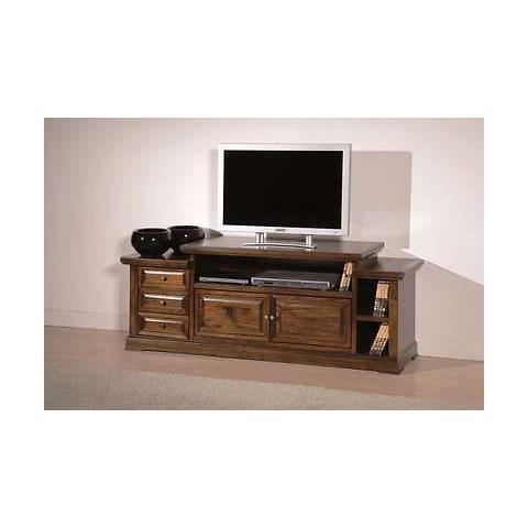 Mobile Credenza Porta Tv.Estea Mobili Mobile Credenza Porta Tv Legno Colore Noce Arte Povera X Sala Salotto
