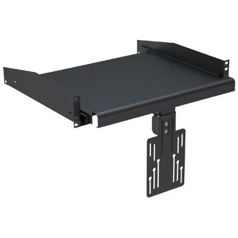 6 per armadio rack 19 Altezza 1 unit/à KIMEX 110-0199 Pannello Patch 24 posti RJ45 Cat