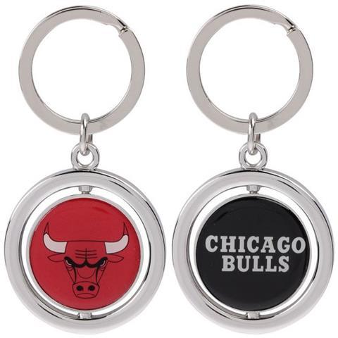 FOREVER COLLECTIBLES Portachiavi Forever Spinner Nba Chicago Bulls