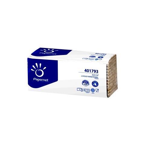 conf. 20x143 AsciugamaniZ 23x23.5 cm Papernet 401793