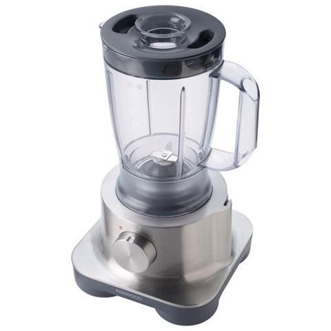 Kenwood robot da cucina multipro compact fpm250 capacit 2 l potenza 750 w colore silver eprice - Robot da cucina kenwood multipro ...