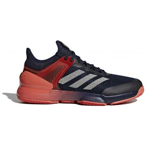 adidas Adizero Ubersonic 2 Clay Scarpa Tennis Uomo Uk 10,5