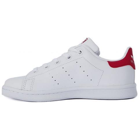 86fbd00697dee Adidas - Stan Smith Scarpe Sportive Donna Bianche Rosa B32703 35 ...
