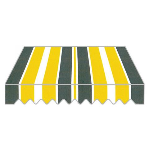 Colori Tende Da Sole.Damistore Tenda Da Sole A Caduta In Alluminio Con Tessuto In