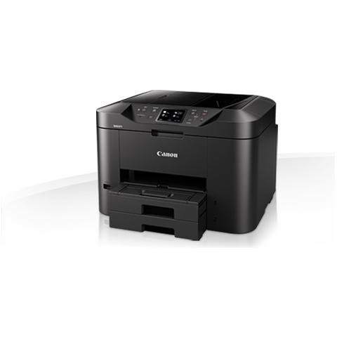 MAXIFY MB2750 600 x 1200DPI Ad inchiostro A4 24ppm Wi-Fi Nero multifunzione